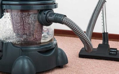 My carpets got wet during the last rain storm. Is it ok to clean it up myself with a shop-vac?